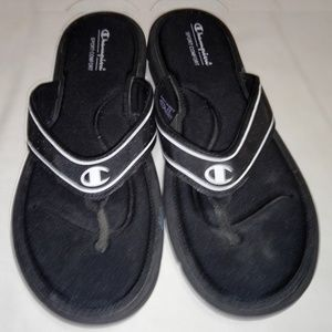 74e71262e1760b Champion Shoes - Champion Flip Flops Cushioned Sandals10